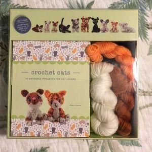 Crochet Cats Kit Birman and Tabby
